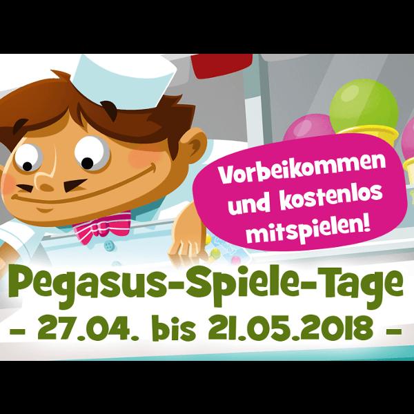12.05. Pegasus-Spiele-Tag bei Brettspielversand