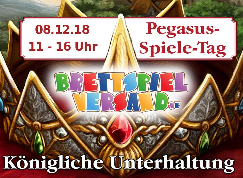08.12.18 Pegasus-Spiele-Tag bei Brettspielversand