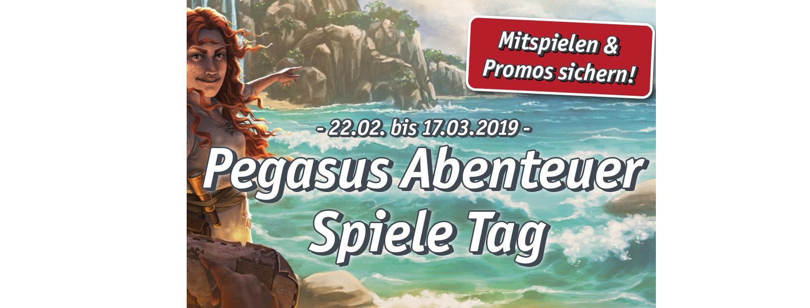 09.03.19 Pegasus-Spiele-Abenteuer-Tag bei Brettspielversand
