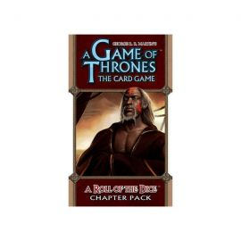 A Game of Thrones LCG - A Roll of the Dice (Expansion) (engl.)