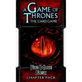 A Game of Thrones LCG - Fire made Flesh (Expansion) (engl.)