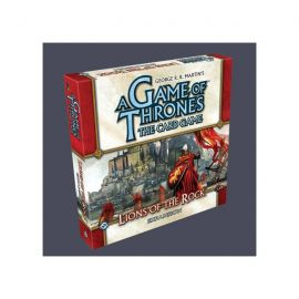 A Game of Thrones LCG - Lions of the Rock (Expansion) (engl.)