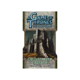 A Game of Thrones LCG - On Dangerous Grounds (Expansion) (engl.)