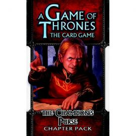A Game of Thrones LCG - The Champions Purse (Expansion) (engl.)