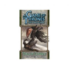 A Game of Thrones LCG - Trial by combat (Expansion) (engl.)