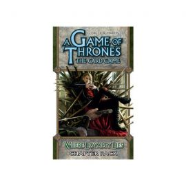 A Game of Thrones LCG - Where Loyalty lies (Expansion) (engl.)