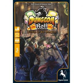 Dungeon Roll - Zurück in den Dungeon