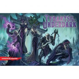 Dungeons & Dragons - Tyrants of the Underdark (engl.)
