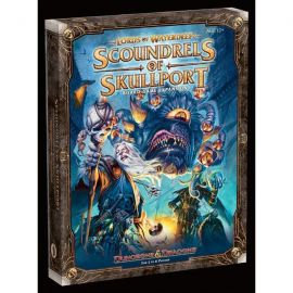 Lords of Waterdeep - Scoundrels of Skullport (Expansion) (engl.)