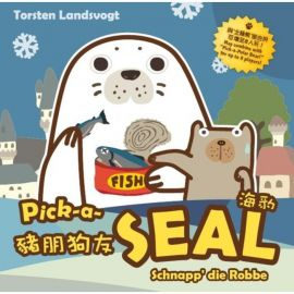 Pick a Seal - Schnapp die Robbe