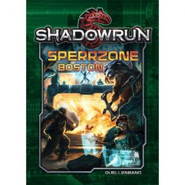 Shadowrun 5 - Sperrzone Boston (Quellenbuch) (HC)
