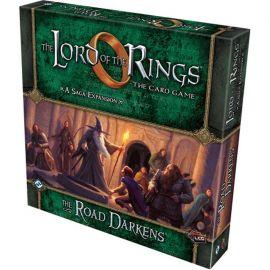 The Lord of the Rings LCG - The Road Darkens (Saga - Expansion) (engl.)