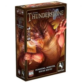 Thunderstone - Dungeons, Monster, reiche Beute!