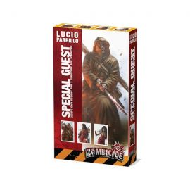 Zombicide - Lucio Parrillo (Special Guest Erweiterung)