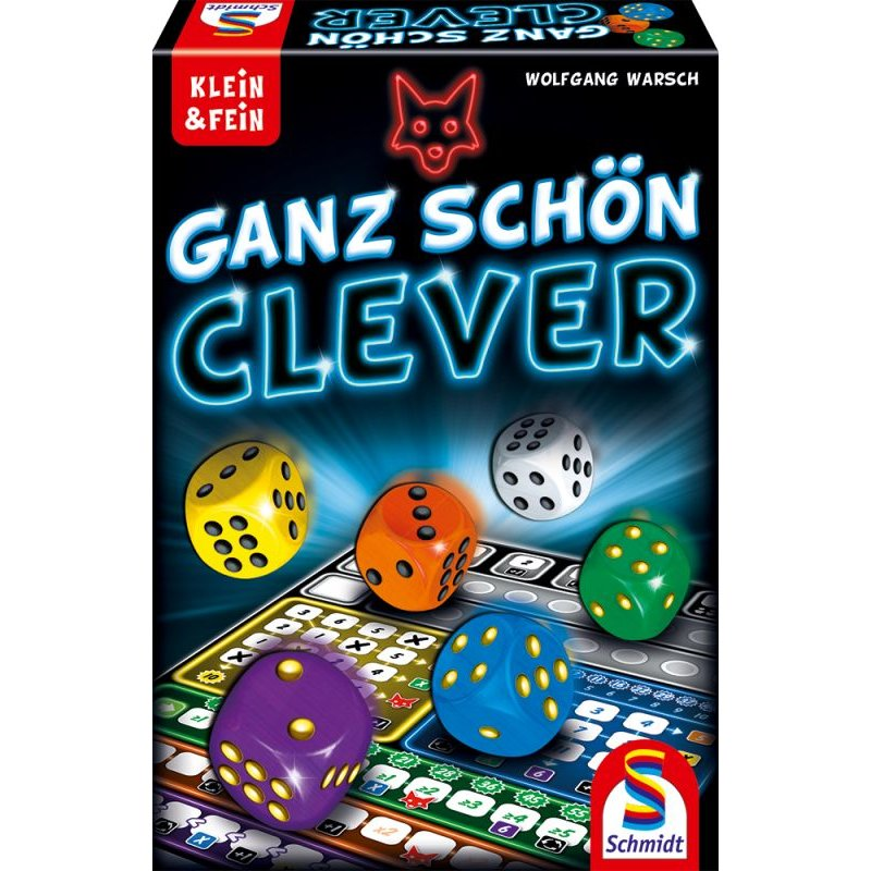 Spiel Ganz Schön Clever