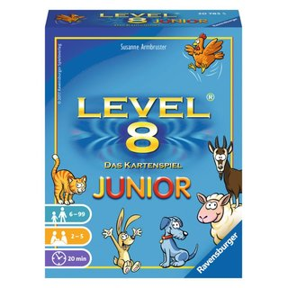 Level 8 - Junior