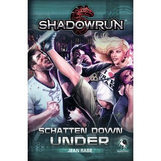 Shadowrun 5 - Schatten Down Under (SC)