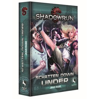 Shadowrun - Schatten Down Under (SC)