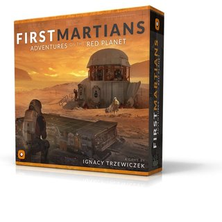 First Martians - Adventures of the Red Planet (engl.)