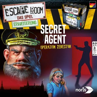 Escape Room - Secret Agent (Erweiterung)