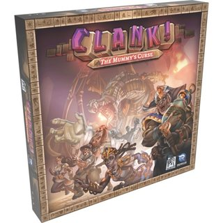 Clank! - The Mummy´s Curse (Expansion) (engl.)