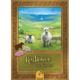 Keyflower - The Farmers (Erweiterung) (multilingual)