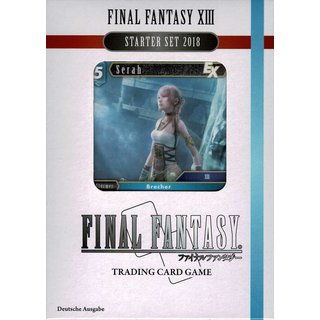 Final Fantasy XIII TCG (Starter Set)