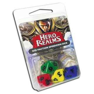 Hero Realms - Würfelset (Dice Pack)