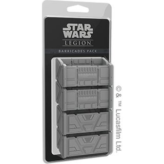 Star Wars Legion - Barrikaden Set (Barricades Pack)