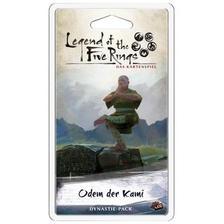 Legend of the 5 Rings LCG - Odem der Kami (Erweiterung)