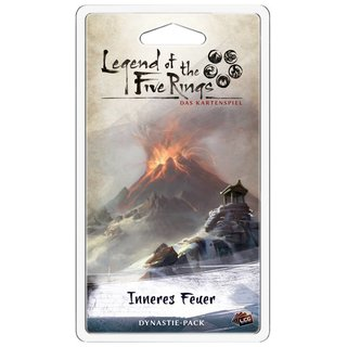 Legend of the 5 Rings LCG - Inneres Feuer (Erweiterung)