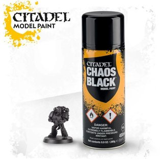 Chaos Black (Spray)