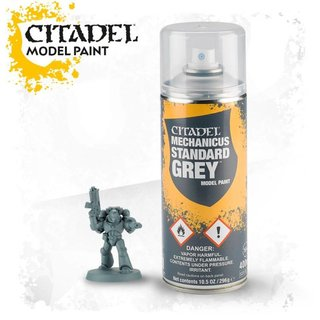 Mechanicus Standard Grey (Spray)