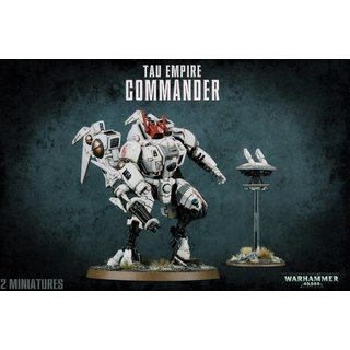 Warhammer 40.000 - Tau Empire - Commander