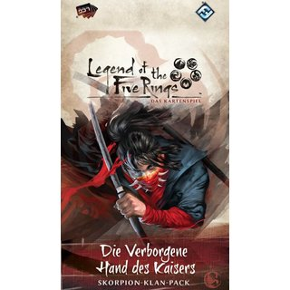 Legend of the 5 Rings LCG - Die Verborgene Hand des...