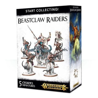 Age of Sigmar - Beastclaw Raiders (Start Collecting)