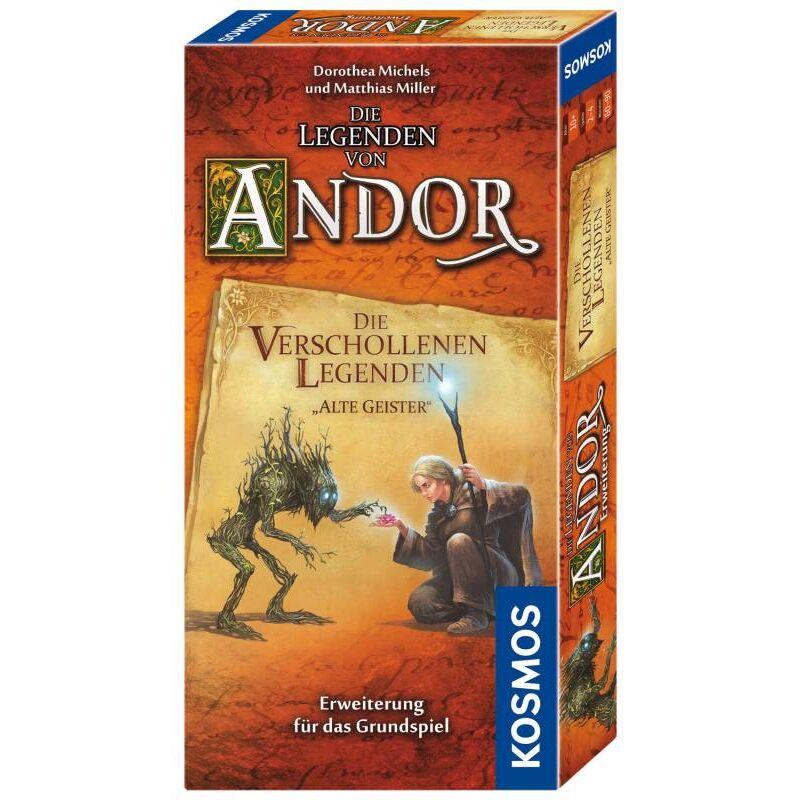 Die Legenden von Andor - Die verschollenen Legenden (Erweiterung)