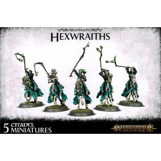 Age of Sigmar - Nighthaunt - Hexwraiths