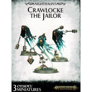 Age of Sigmar - Nighthaunt - Crawlocke The Jailor