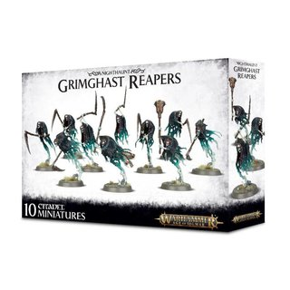 Age of Sigmar - Nighthaunt - Grimghast Reapers