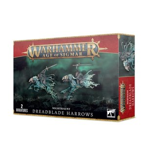 Age of Sigmar - Nighthaunt - Dreadblade Harrows