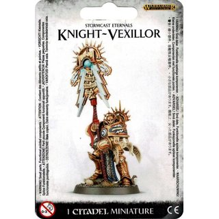 Age of Sigmar - Stormcast Eternals - Knight-Vexillor