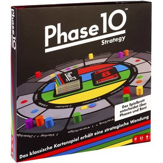 Phase 10 - Strategy