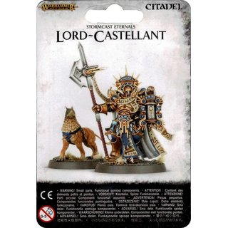 Age of Sigmar - Stormcast Eternals - Lord-Castellant