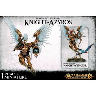 Age of Sigmar - Stormcast Eternals - Knight-Azyros