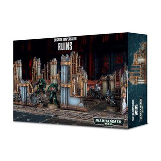 Warhammer 40.000 - Sector Imperialis - Ruins