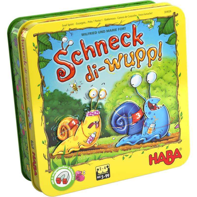 Schneck-di-wupp