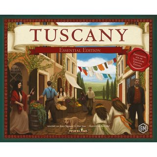 Viticulture - Tuscany (Essential Edition) (Erweiterung)