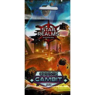 Star Realms - Cosmic Gambit (Booster Pack)