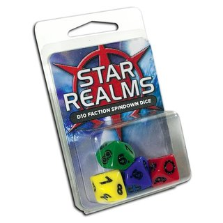 Star Realms - Würfelset (Dice Pack)